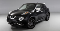 New Color, More Standard Tech for 2017 Juke