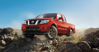 2017 Nissan Frontier Delivers Power, Comfort