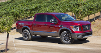 Nissan TITAN Named '2017 Truck of Year'