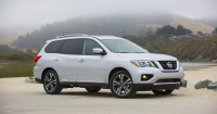 2018 Pathfinder Adds More Safety Features