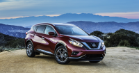 Tech Enhancements, Safety Updates Highlight '18 Murano