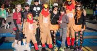 Annual Turkey Trots Build Local Charities